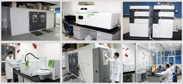北测检测(ntek)化学实验室是华南区较早从事